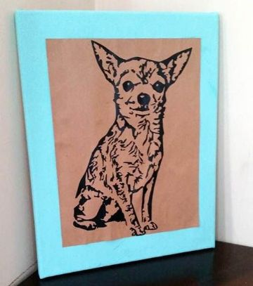 Chihuahua Short Haired Dog Design
